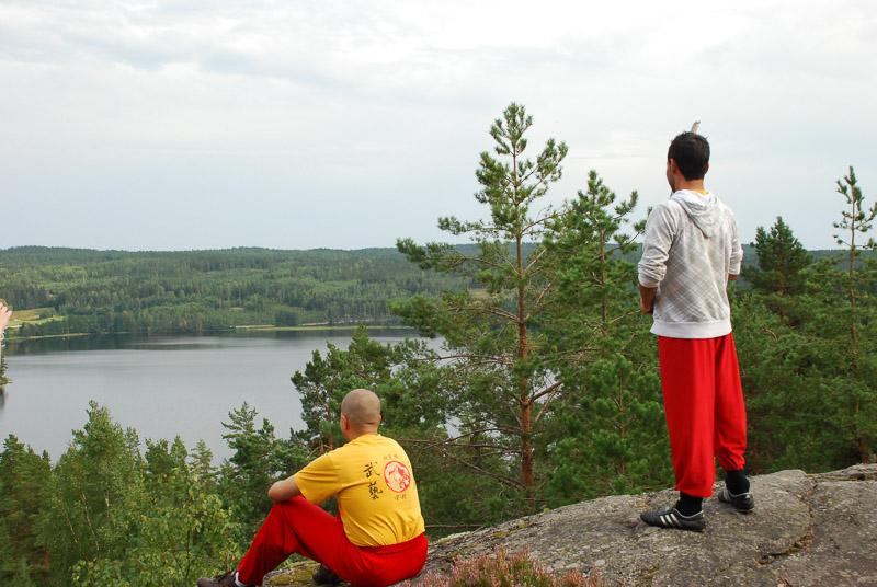 Trainingslager 2009 in Arvika, Schweden